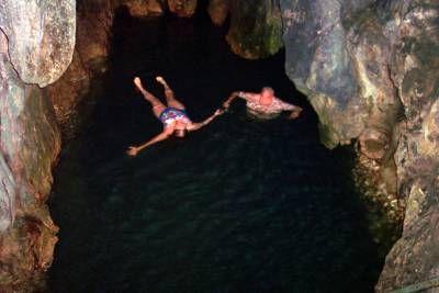 roaring river pool